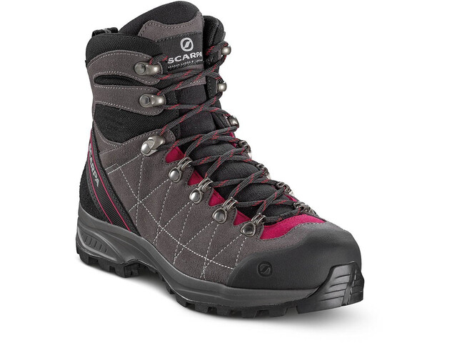 Scarpa R-Evo(Lution) GTX Shoes Women titanium-cherry